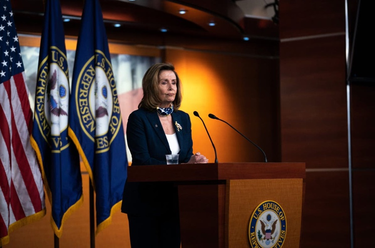 Global Update on Coronavirus: Pelosi Says House Will 'Stay Here Until We Have a Bill' for More Aid
