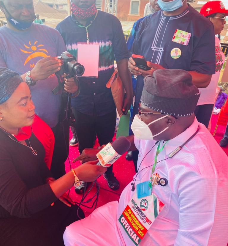 Ondo Election: Kalu urges Ondo people to spearhead PDP dominance in South-West by voting for Jegede