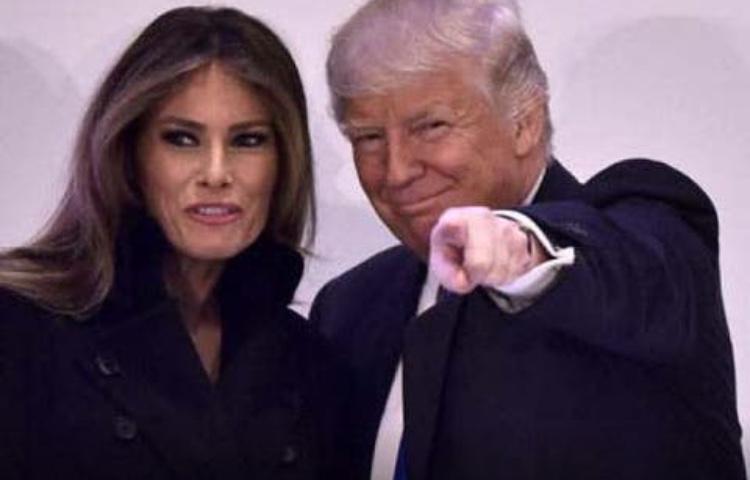 Covid -19: US President, Donald Trump, Melania test positive for coronavirus