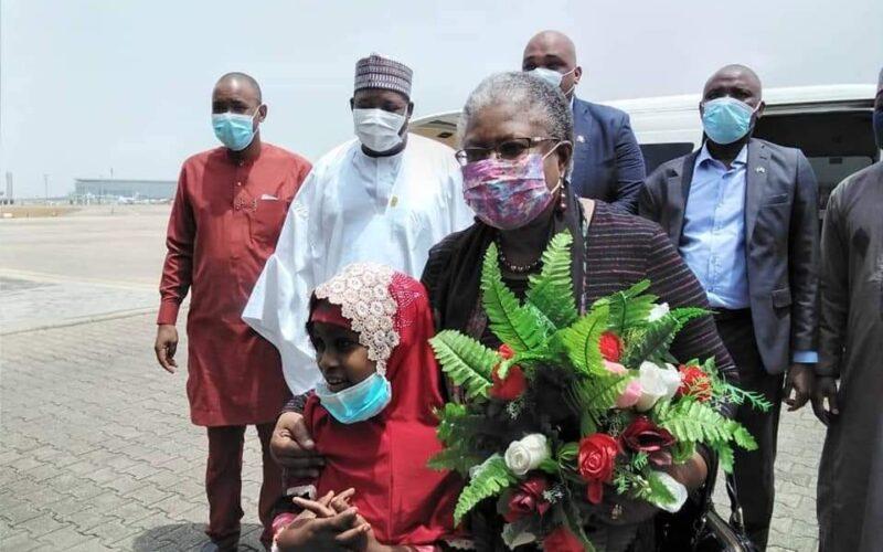 WOW!!! After Her Emergence, WTO DG Okonjo-Iweala Visits Nigeria To Promote Entrepreneurship