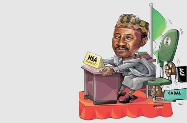 Going, Going… Buhari's Allies Move Against National Security Adviser (NSA), Monguno