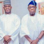 BREAKING: Obasanjo Backs Yahaya Bello For 2023 Presidency, Says its Youth O' Clock