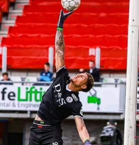 Super Eagles' Maduka Okoye included in Eredivisie Team of the season as best goalkeeper