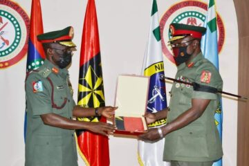 OPINION: Chief of Army Staff's Appointment As Missed Opportunity For National Unity, By Farooq Kperogi