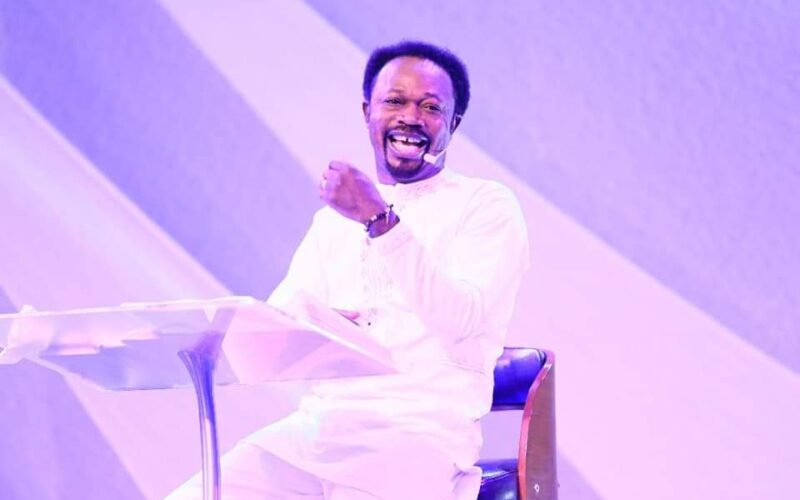 How TB Joshua Responded When I Told Him He Was Going To Die – Prophet Iginla