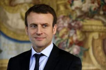 How President Macron of France was slapped in public (WATCH VIDEO)
