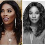 'Your ny*sh is the dirtiest in this industry'; Tiwa Savage and Seyi Shay fight dirty in saloon (VIDEO)