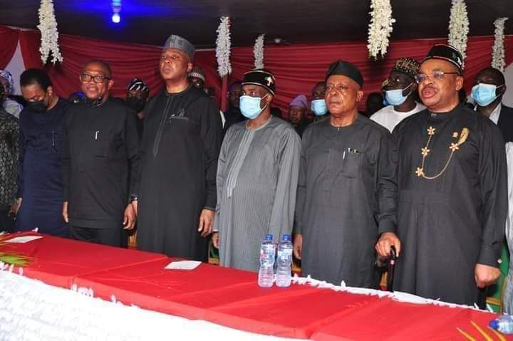 C/River was an example for others during Duke and Imoke reign as Gov – Peter Obi tackles Ayade
