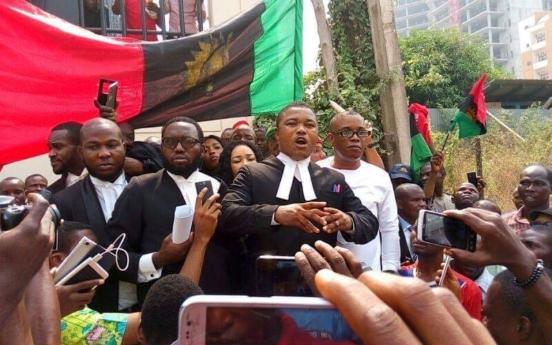 Military Sources Reveals Why Nigerian Army Is Desperately Looking For IPOB Lawyer, Ejiofor