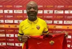 BREAKING: AS Roma appoint Ohafia born coach John Obuh as Technical Director