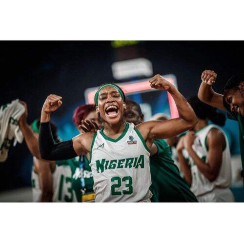 Tokyo Olympics: Meet Ezinne Kalu Erem, the Ohafia born D'Tigress basketballer making Nigeria proud