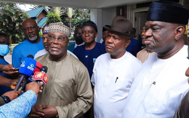 Nigerians Are Waiting For PDP To Take Over Power In 2023 – Atiku Abubakar