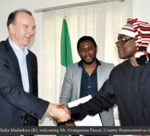Nigerian Film Industry: Dr. Chidia Secures Germany, France Partnership