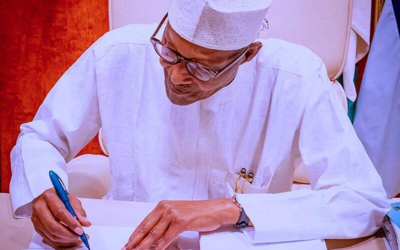 President Buhari reappoints heads of JAMB, NUC, UBEC