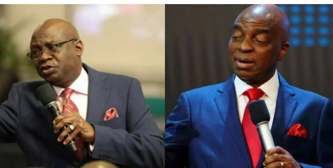 Why I Tore Bishop Oyedepo's Book- Pastor Tunde Bakare