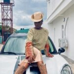 Pastor Paul Enenche's first daughter trends over cowgirl-inspired dress