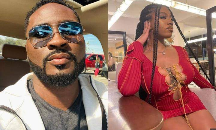 BBNaija: Maria is the only girl I love, Pere tells Angel