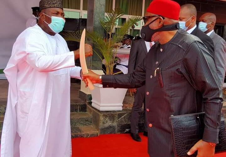 Anambra Governor Missing As Southern Governors Forum Hold Closed Door Meeting In Enugu (PHOTOS)