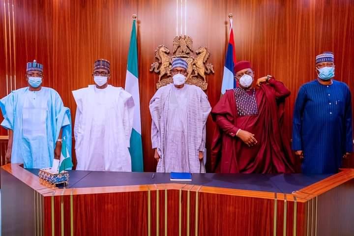 BREAKING: Finally, Buhari receives Former Aviation Minister, Fani-Kayode as APC member