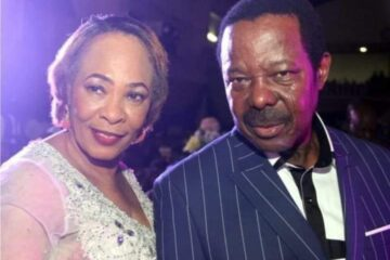 Tragedy as veteran musician, King Sunny Ade, loses wife hours to 75th birthday
