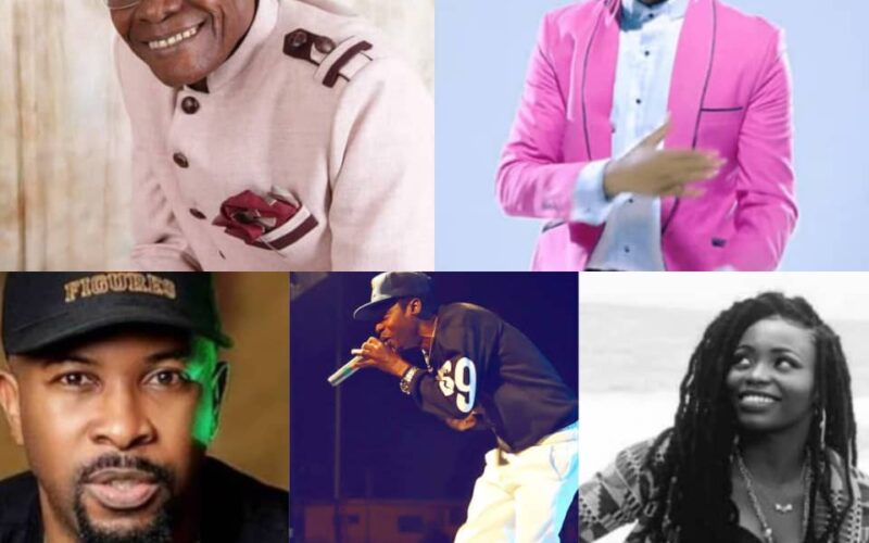 Top 5 musicians from Ohafia, Abia State (PHOTOS)