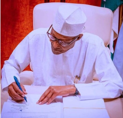 BREAKING: Buhari Orders Incorporation of NNPC, Appoints Senator Ifeanyi Ararume As Chairman