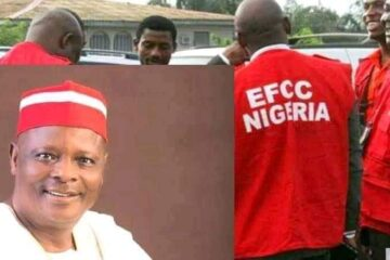 EFCC quizzes ex-Governor Kwankwaso over alleged fraud