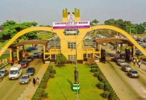 BREAKING: UNIBEN senior lecturer arrested after allegedly raping student, locking her up in office