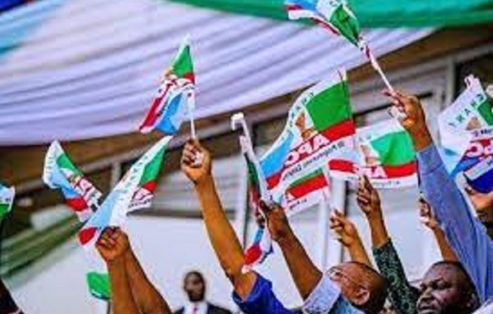 BREAKING: APC Suspends State Congress In Oyo Over Irregularities