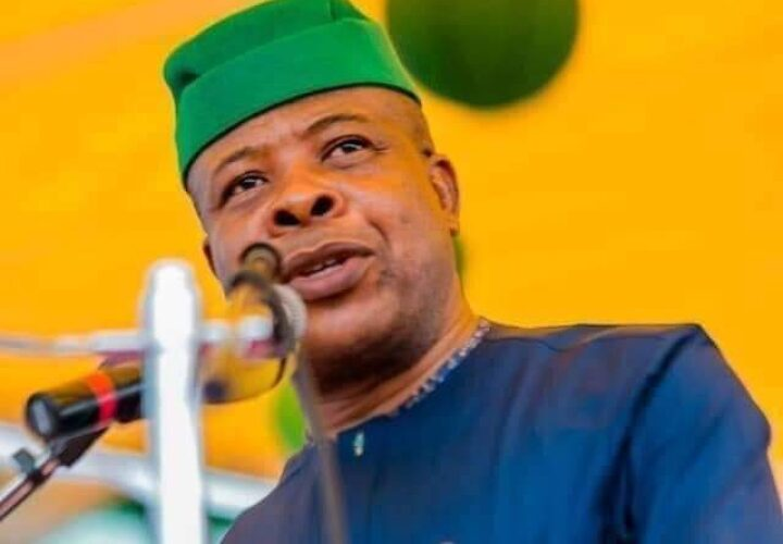 BREAKING: I Will Support Senator Anyanwu To Emerge As PDP National Secretary – Ihedioha